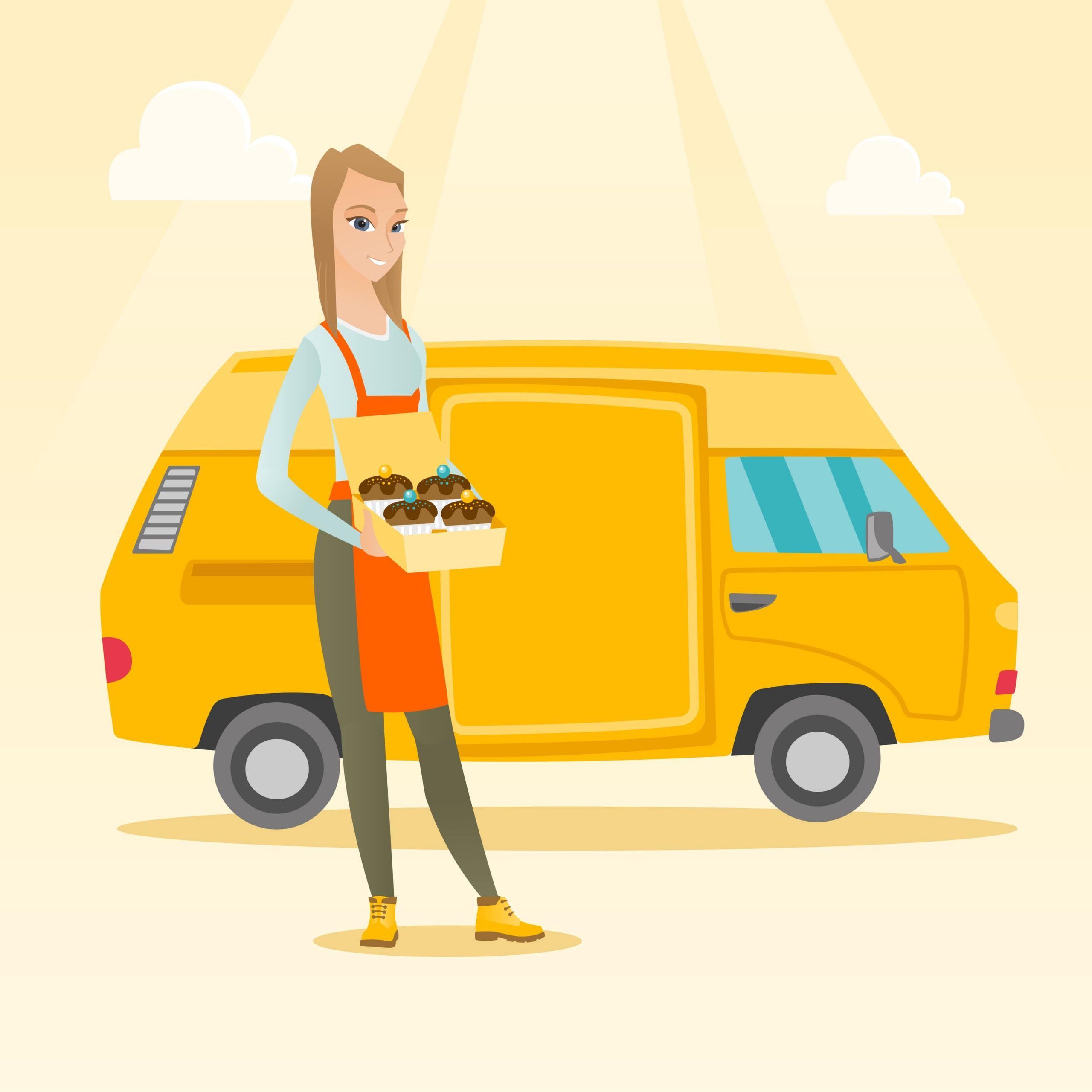 fast food delivery insuranbce