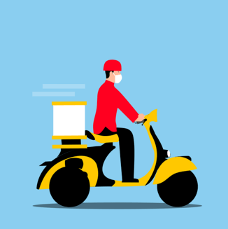 motorcycle courier insurance